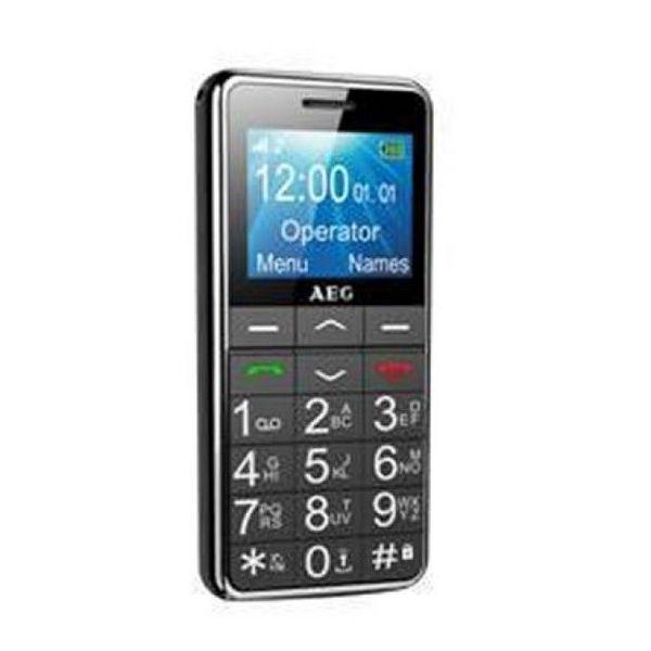 """""""AEG M250 Mobilni telefon za starejše LCD 1.8"""""""" Bibanda SOS"""""""