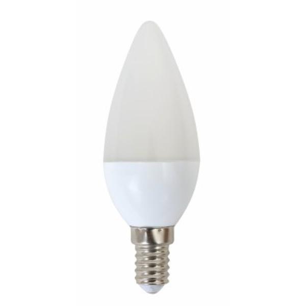 LED Gyertya Izzó Omega E14 5W 400 lm 4200 K Természetes fény