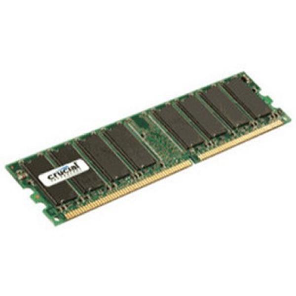 Memoria RAM Crucial IMEMDD0028 CT12864Z40B DIM 1GB DDR 400 MHz PC3200 CL3