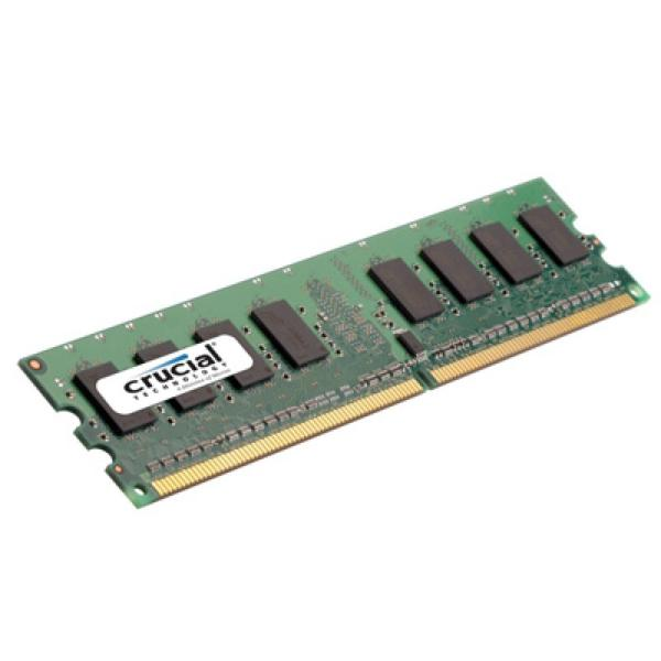 Spomin RAM Crucial IMEMD20071 CT25664AA667 DDR2 PC2-5300 2 GB 667 MHz