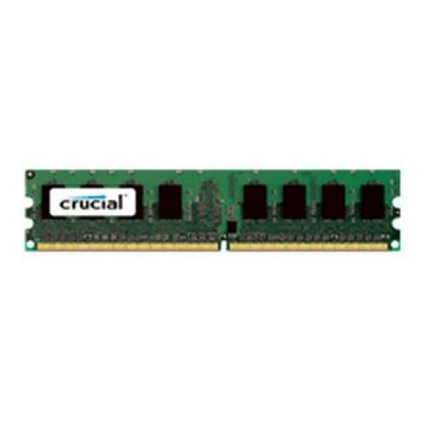 Memoria RAM Crucial IMEMD20049 CT12864AA800 1GB DDR2 800 MHz pc2-6400