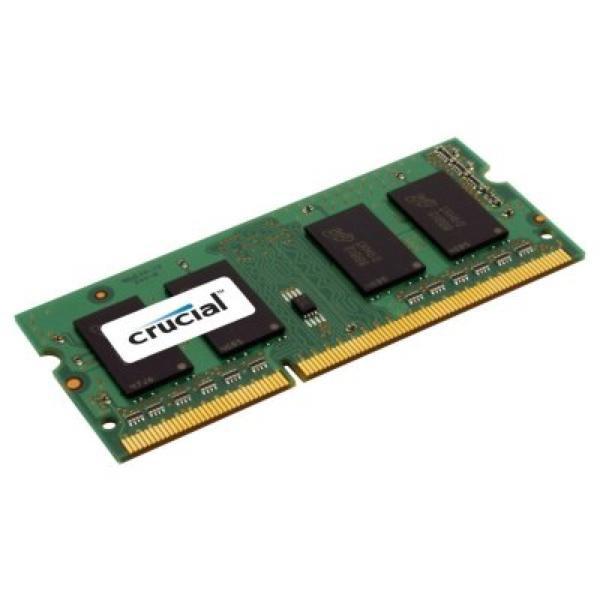 Memoria RAM Crucial IMEMD30140 CT102464BF160B SoDim 8 GB DDR3L 1600 MHz