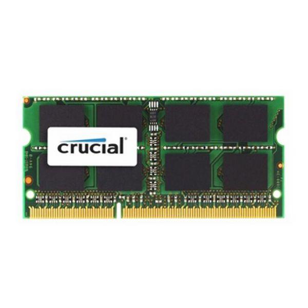 Memoria RAM Crucial CT8G3S160BMCEU SoDim 8 GB DDR3 1600 MHz MAC