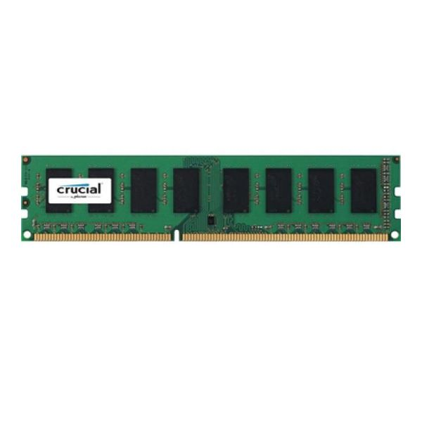 Memoria RAM Crucial Single Rank CT25664BD160BJ 2 GB DDR3L 1600 MHz