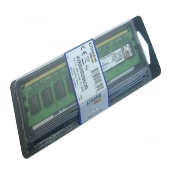 Memoria RAM Kingston IMEMD20016 KVR800D2N6/2G 2 GB DDR2 800 MHz