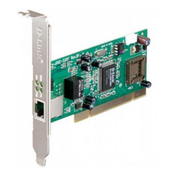 Omrežna kartica D-Link DGE-528T PCI 10 / 100 / 1000 Mbps