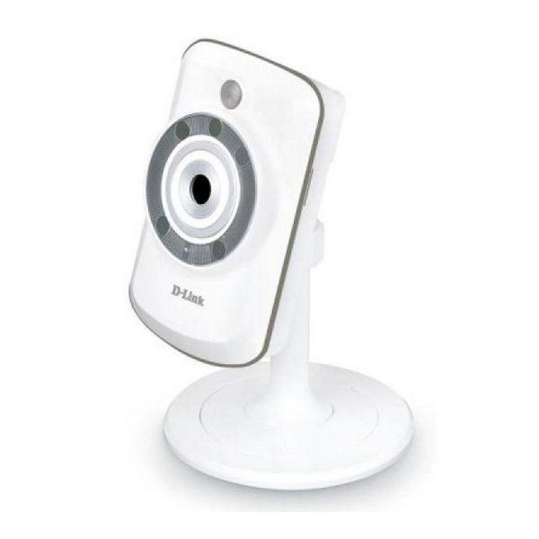 Cámara IP D-Link DCS-942L IR Micro SD Wifi Blanco