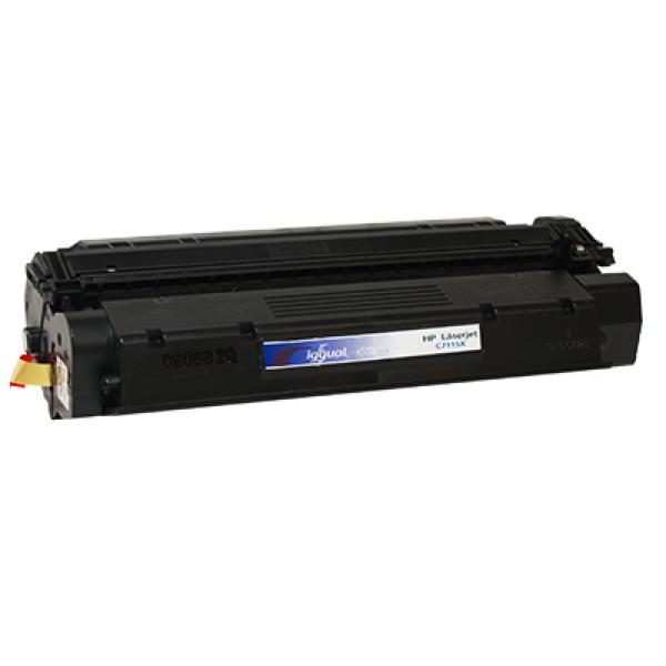 iggual Recklirani Toner HP C7115X Črni