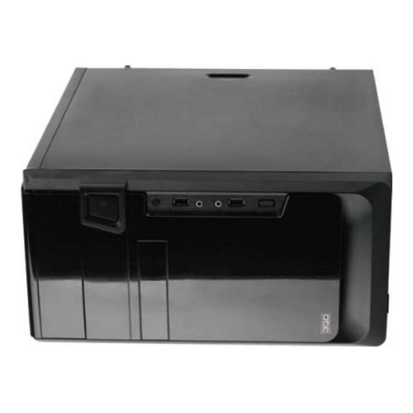 Cassa Semitorre Micro ATX con Unità di Alimentazione 3GO NAIN 500W Nero