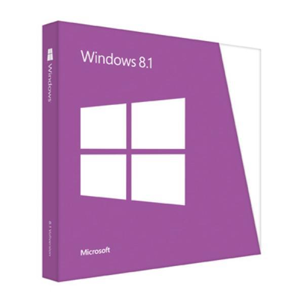 Microsoft Windows 8.1 X32 bits 1 pk DSP OEI DVD