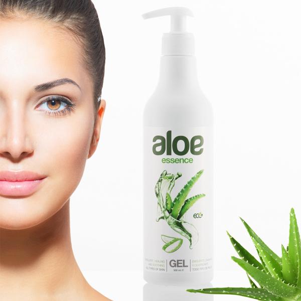 Gel 100 % Aloe Vera