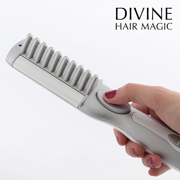 Cepillo Alisador Eléctrico Magic Straight (3)