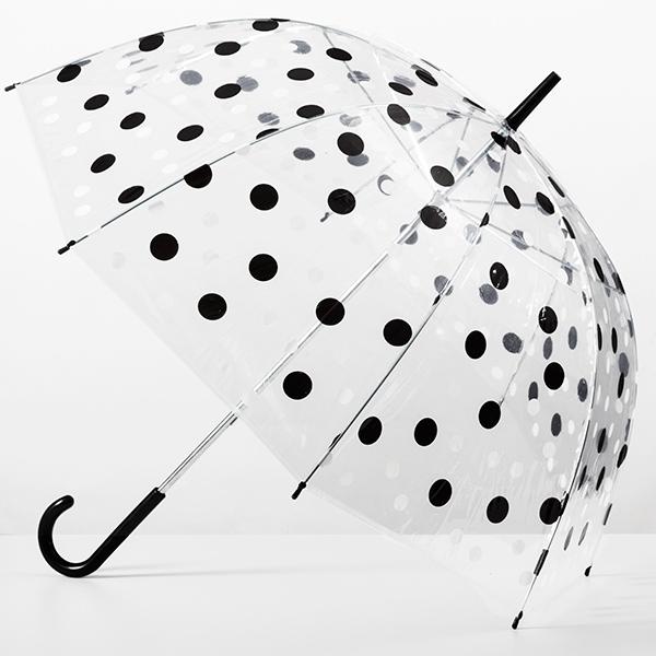 Paraguas Burbuja Topos Fashinalizer