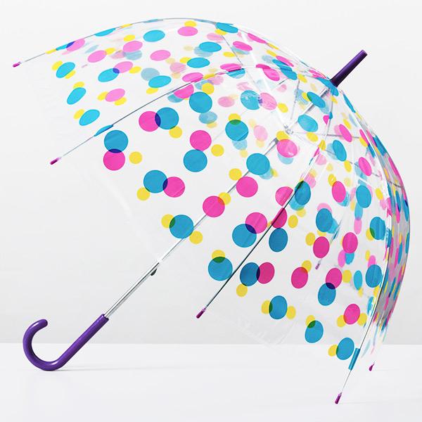 Színes Kupolás Esernyő