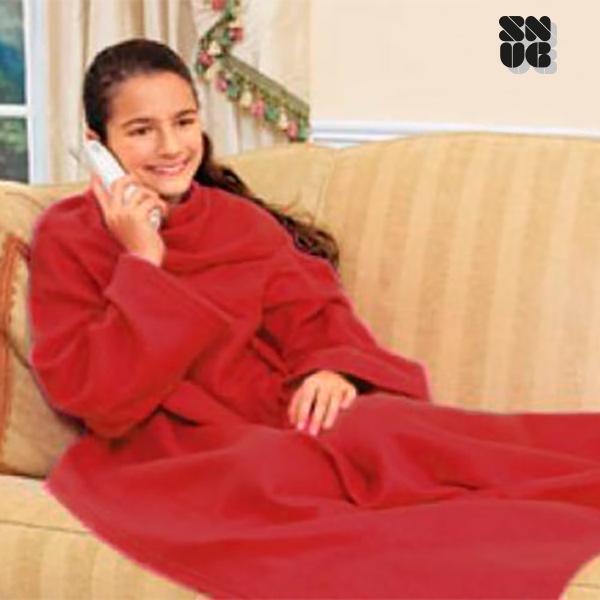 Couverture à Manches Enfant Snug Snug Kids Extra Douce