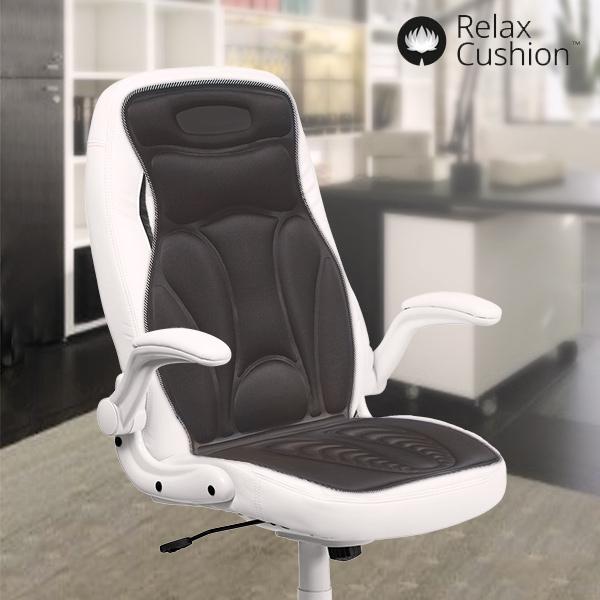 Asiento de Masaje Térmico Shiatsu Relax Cushion (7)