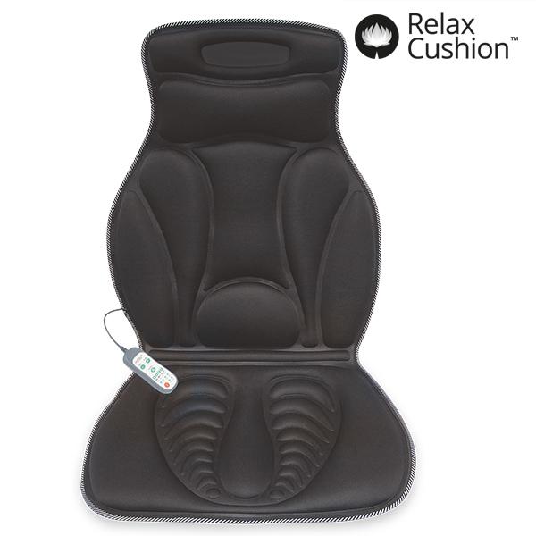 Asiento de Masaje Térmico Shiatsu Relax Cushion (4)