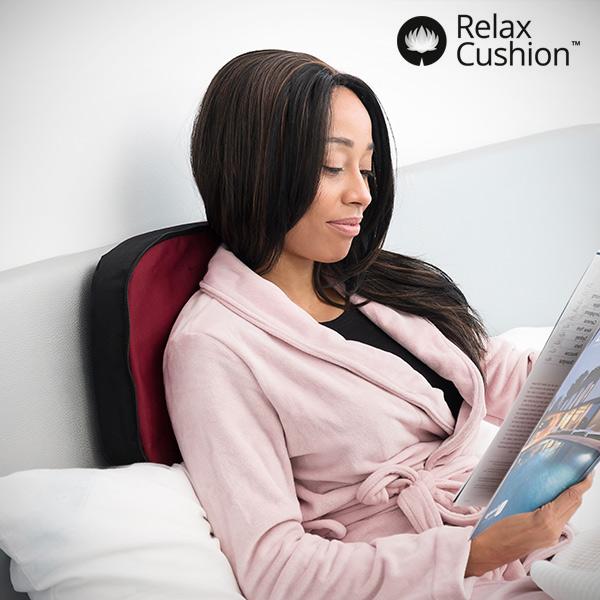 Relax Cushion Lábmasszírozó-Melegítő