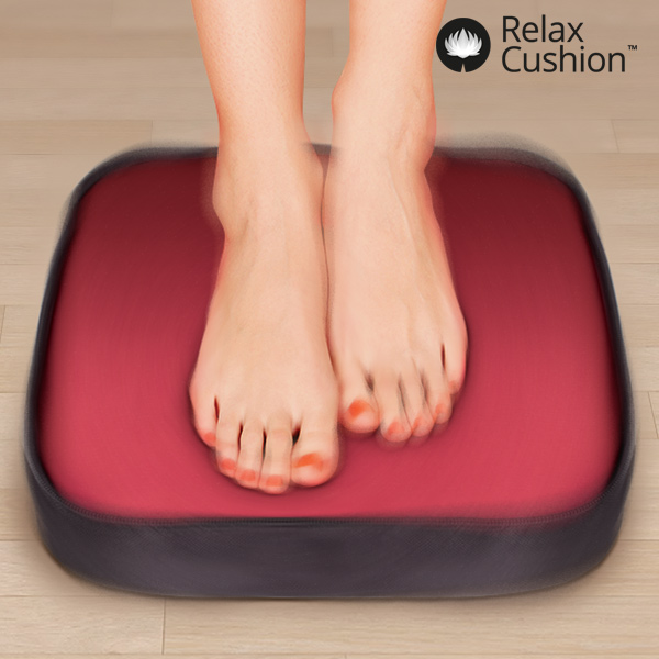 Masajeador-Calentador de Pies Relax Cushion F1515151