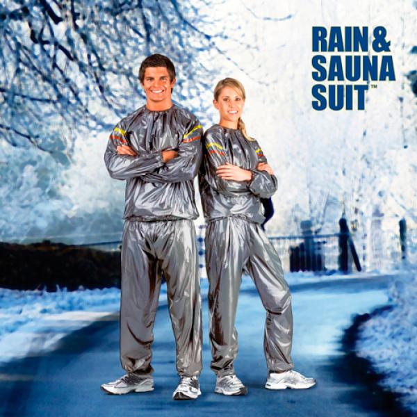 Savna Obleka Rain & Sauna Suit - L