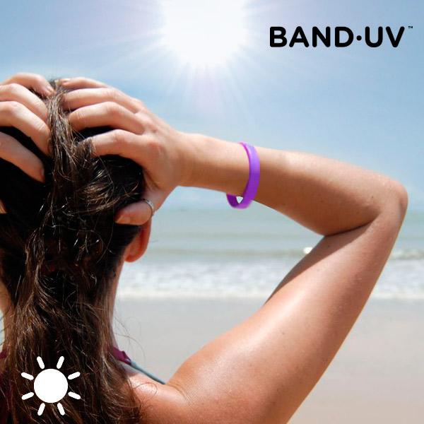 Band·UV UVA Sugárzás Érzékelő Karkötő