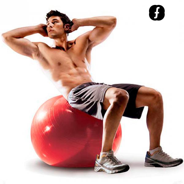 Ballon Pilates Body Fitball (55 cm)