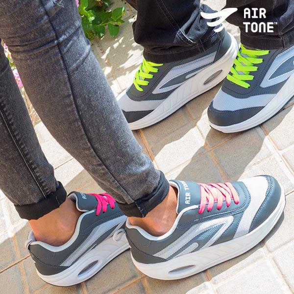 Zapatillas Deportivas Tonificantes Air Tone (3)