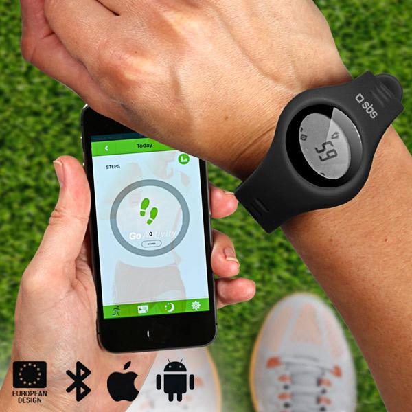 Montre Bluetooth spécial Sport GoFit