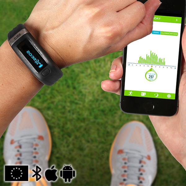 Pulsera de Actividad Bluetooth GoFit