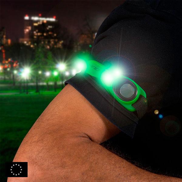 Brazalete LED de Seguridad GoFit