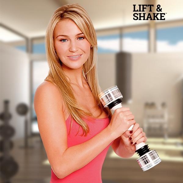 Haltère pour Femme Lift & Shake