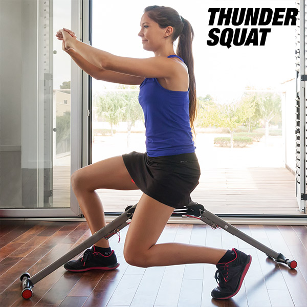 Appareil de Musculation Thunder Squat