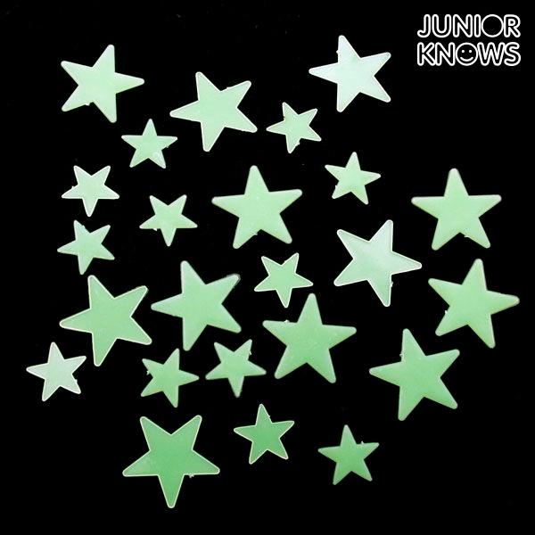 Sötétben világító csillagok