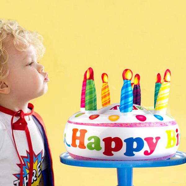 Tarta de Cumpleaños Hinchable H2500205