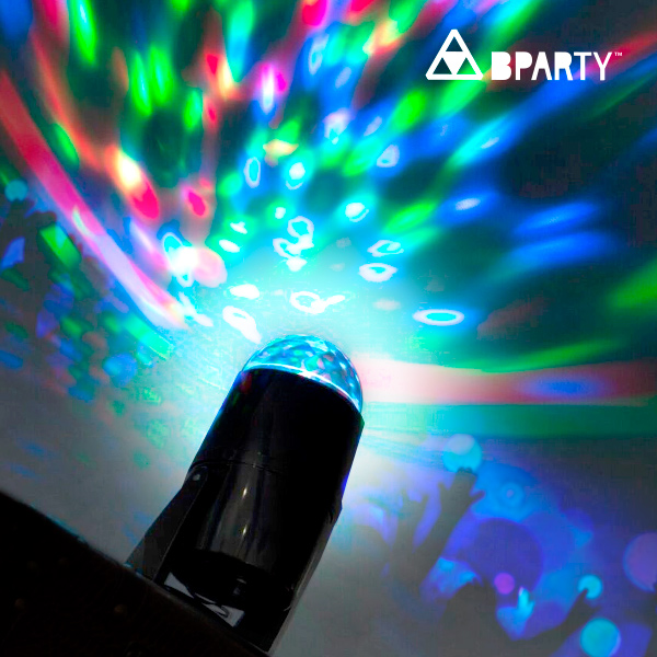 Večbarvni LED Projektor B Party