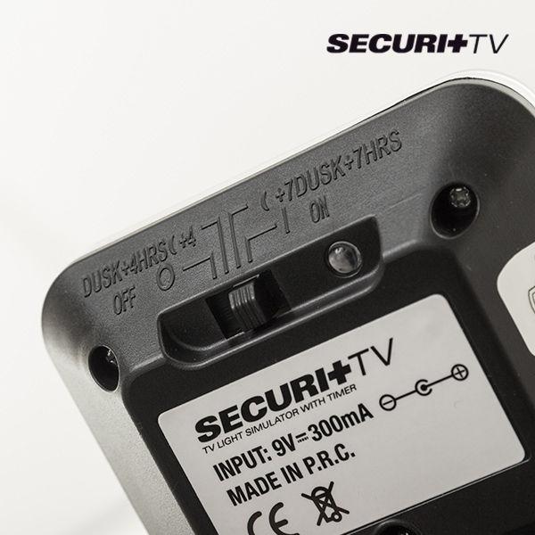 Securi+TV Televízió Szimulátor