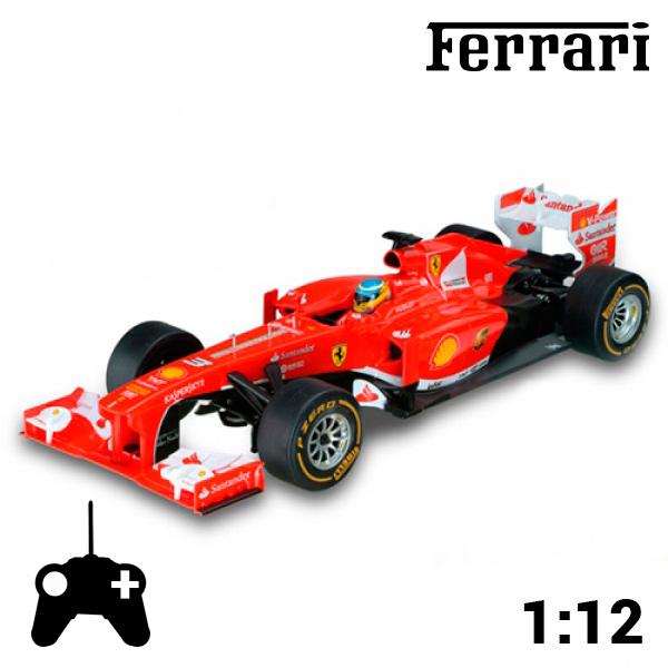 Avto Na Daljinsko Upravljanje Ferrari F138 1:12