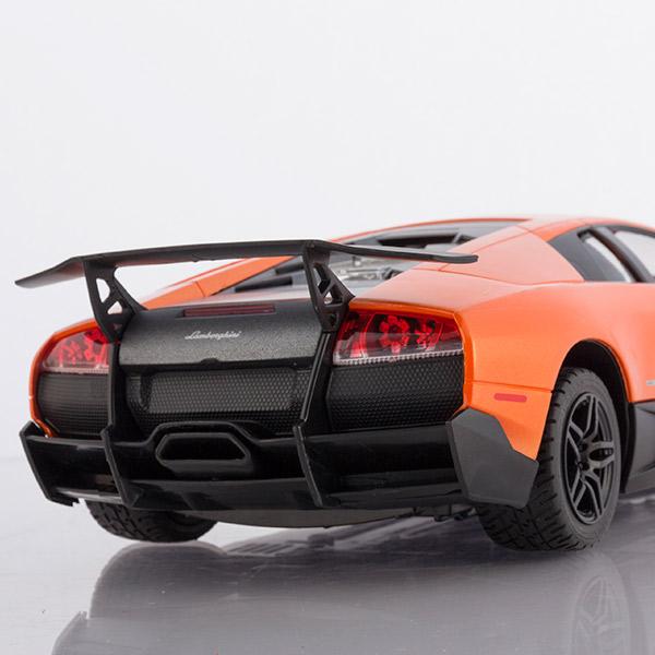 Avtomobil na Daljinsko Vodenje Lamborghini Murciélago LP670-4 SV - Oranžna