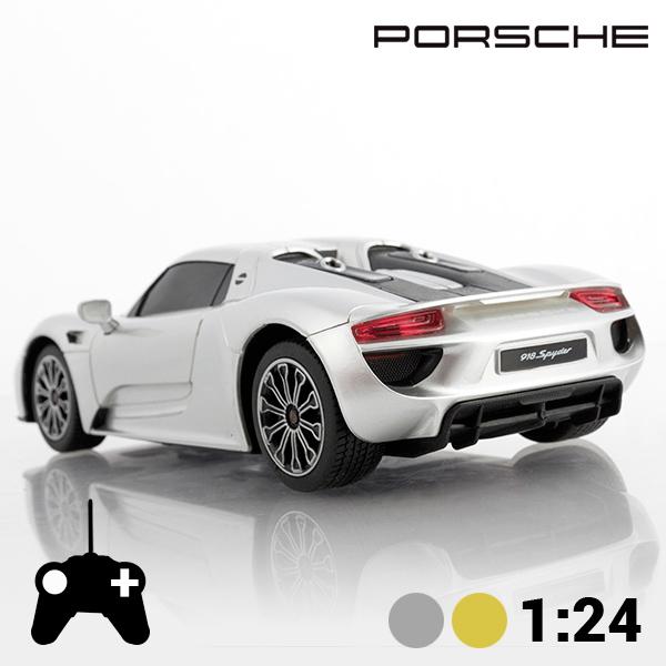 Porsche 918 Spyder távirányítós kisautó