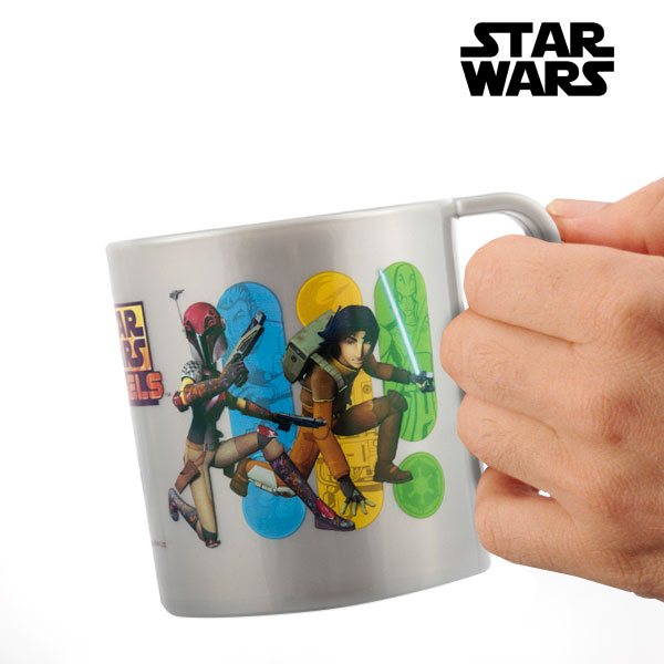 Star Wars Rebels Csésze