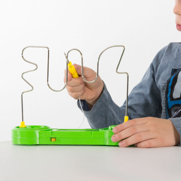 Elektronska Spretnostna Igra za Otroke