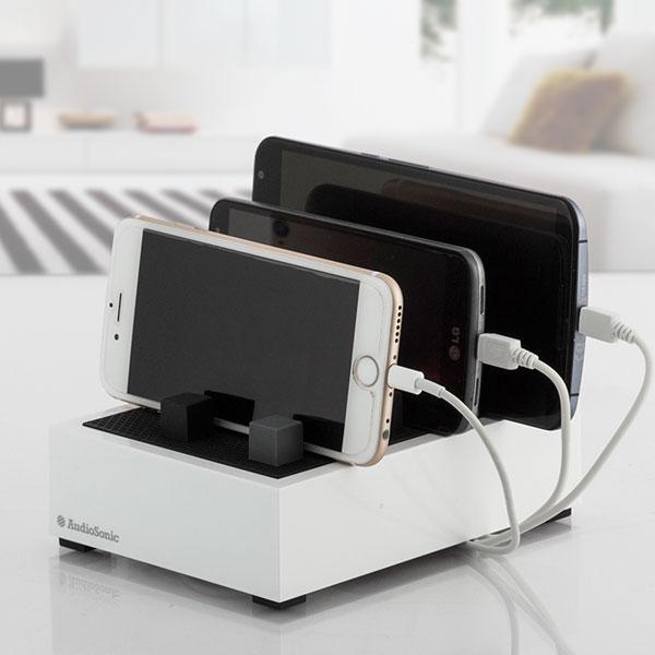Polnilna Postaja za Mobilne Telefone AudioSonic PB1726