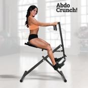 OUTLET Appareil de Musculation Multifonction Abdo Crunch (Sans emballage )