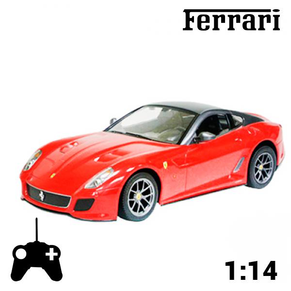 OUTLET Voiture Télécommandée Ferrari 599 GTO (Sans emballage )