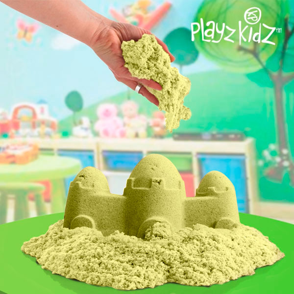 OUTLET Sable à Modeler Playz Kidz (Sans emballage )