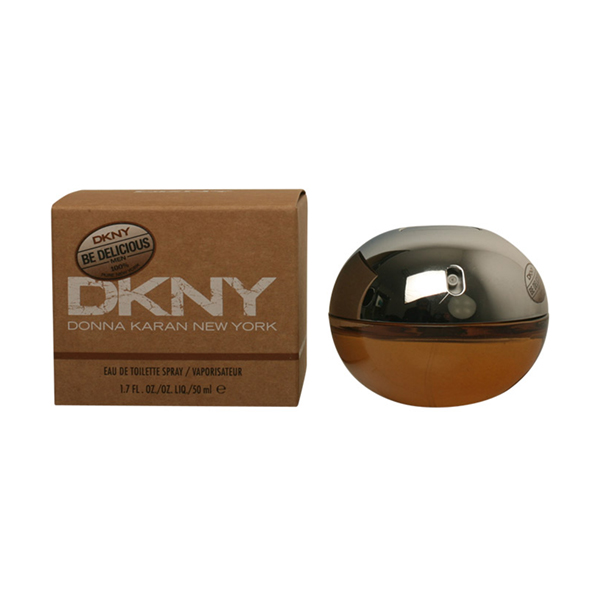 Donna Karan - BE DELICIOUS MEN edt vapo 50 ml