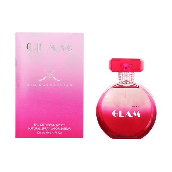 Kim Kardashian - KIM KARDASHIAN GLAM L edp vaporizador 100 ml