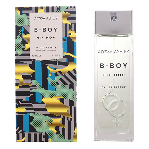 Alyssa Ashley - B-BOY HIP HOP edp vaporizador 100 ml