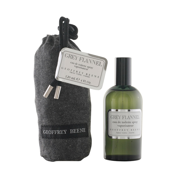 Geoffrey Beene - GREY FLANNEL edt vaporizador 120 ml