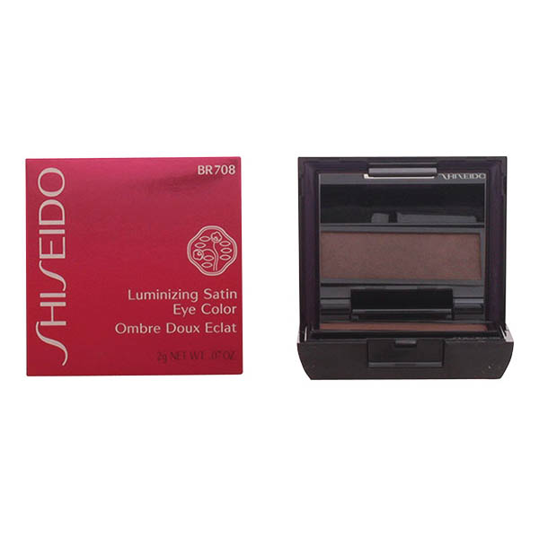 Shiseido - LUMINIZING SATIN eyeshadow BR708-cavern 2 gr